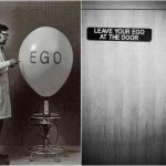 Ego = Outer perception, not intuition