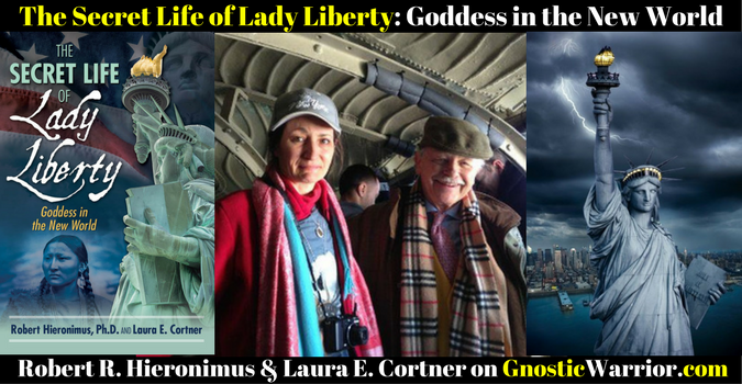The Secret Life of Lady Liberty: Goddess in the New World