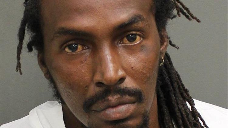 Florida man 'awoken by demons' before killing his girlfriend with a bible, a frying pan and a pipe