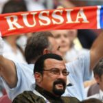 Russia appoints Steven Seagal as its special representative for Russian-U.S. humanitarian ties