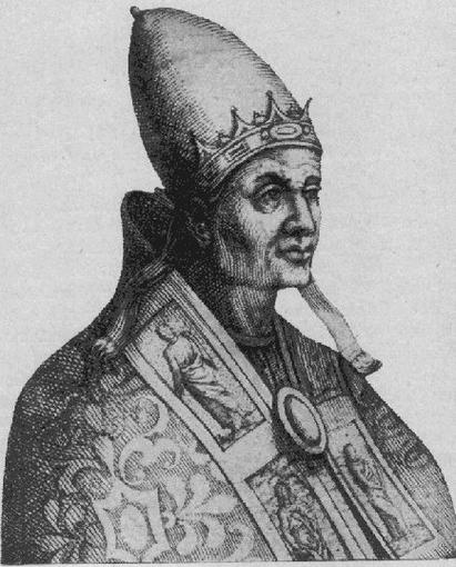 Pope Benedict IX: Demon from hell in the disguise of a priest
