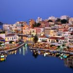 The Holy Village of Ayios Nikolaos (Saint Nicholas) on Crete