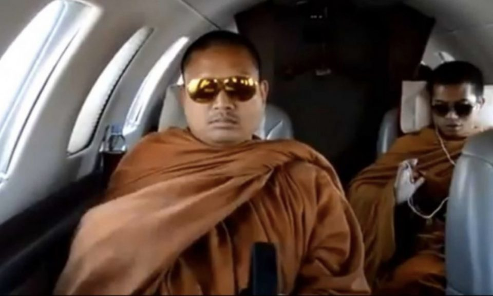 Thailand Cracks Down on Greedy Pedophile Buddhist Monks