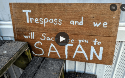 Tennessee man escaped being a human sacrifice to Santa Muerte