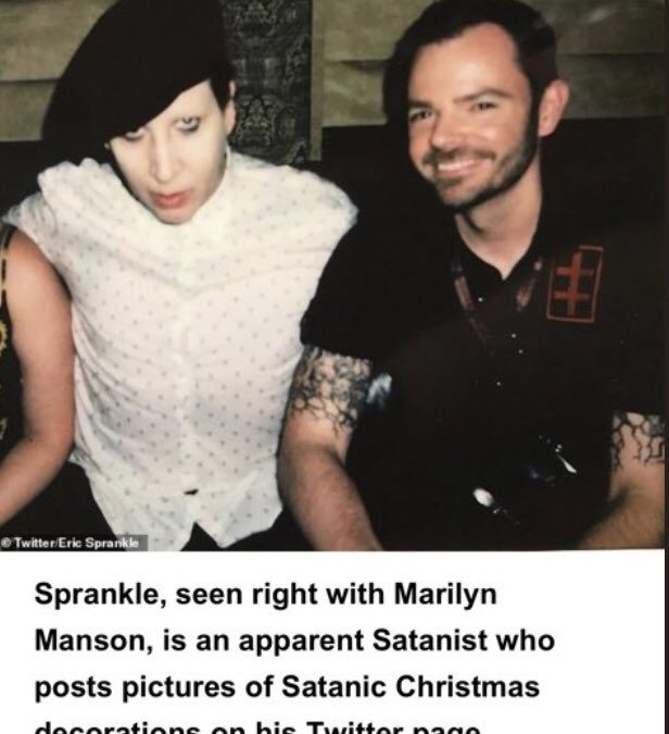 Satanist Dr. Eric Sprankle needs to be educated about Virgin Births and Satan