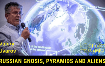 Valery Uvarov – Russian Gnosis, Pyramids, Aliens and the Orthodox Church