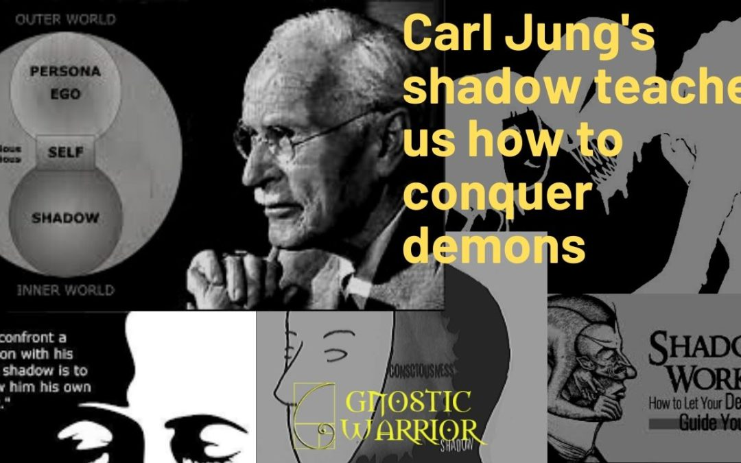 Carl Jung's shadow teaches us how to conquer demons