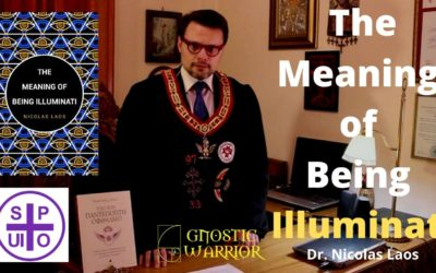 The Meaning of Being Illuminati – Dr. Nicolas Laos