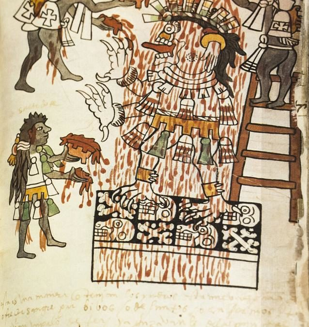 The Devil's Skirt and Dirty Aztec Priests
