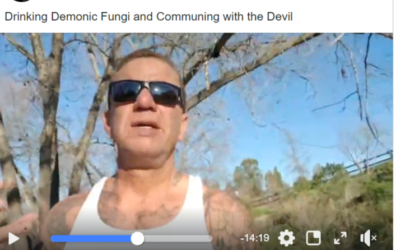 Moe's Walk & Talk: Drinking Demonic Fungi
