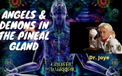 Angels and Demons in the Pineal Gland – Dr. Joye On GW Radio
