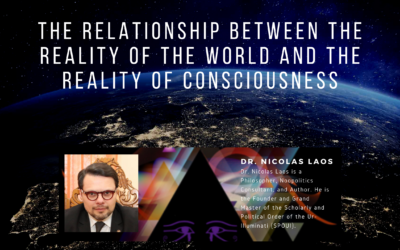The Relationship Between the Reality of the World and the Reality of Consciousness