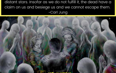 Carl Jung: The Dead Have a Claim on Us
