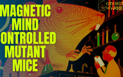 Magnetic Mind Controlled Mutant Mice