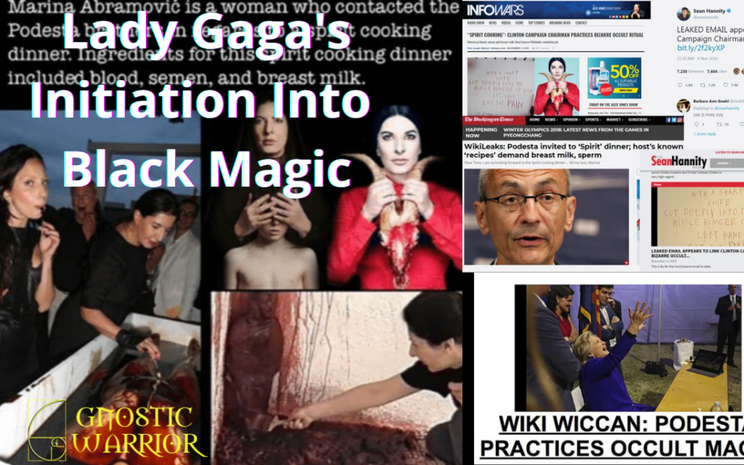 Lady Gaga's Initiation Into Black Magic and the Price She is Paying for Playing the Game
