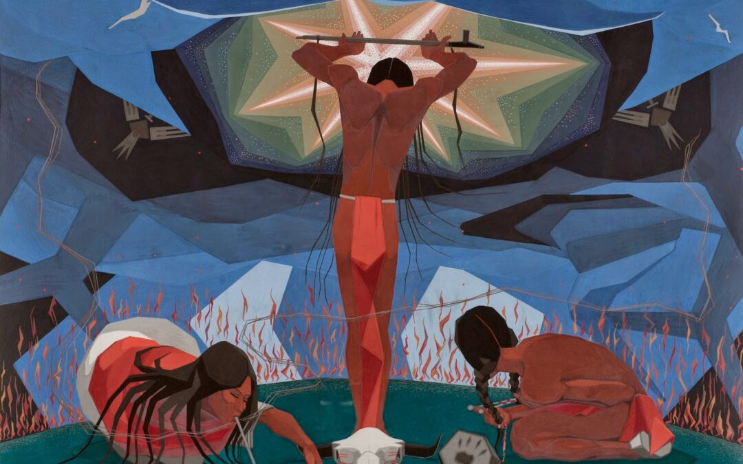 Wakan Tanka: The Great Spirit and Life Force of the Native Americans