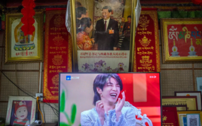 Fake Women: China Bans Sissy Men Who Try to Look Like Women from TV and the Internet